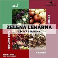 Léčivá zelenina - Audiokniha MP3