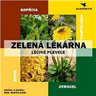 Léčivé plevely - Audiokniha MP3