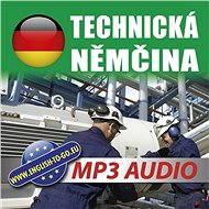 Technická němčina - Audiokniha MP3