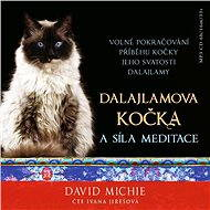 Dalajlamova kočka a síla meditace - Audiokniha MP3
