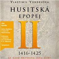 Husitská epopej II - Audiokniha MP3