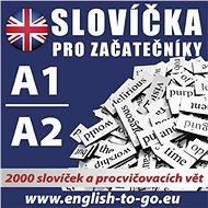 Angličtina – Slovíčka pro začátečníky A1, A2 - Audiokniha MP3