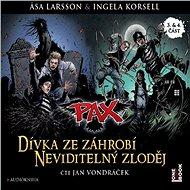 PAX 3/4: Dívka ze záhrobí & Neviditelný zloděj