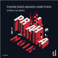 Praha NOIR - Audiokniha MP3