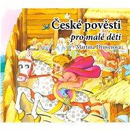 České pověsti pro malé děti - Audiokniha MP3