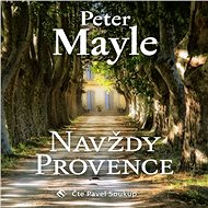 Navždy Provence - Audiokniha MP3
