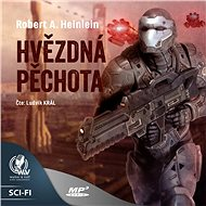 Hvězdná pěchota - Audiokniha MP3