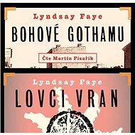 Balíček historických detektívok Lyndsay Fayeovej za výhodnú cenu - Lyndsay Fayeová