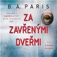 Za zavřenými dveřmi - B. A. Paris