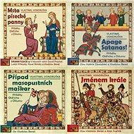 Balíček audioknih Příběhy Oldřicha z Chlumu za výhodnou cenu