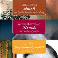 Balíček napínavých audioknih za výhodnou cenu - Audiokniha MP3
