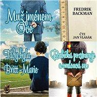 Balíček audioknih Fredrika Backmana za výhodnou cenu - Audiokniha MP3
