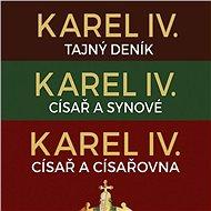 Balíček audioknih o Karlu IV. za výhodnou cenu - Audiokniha MP3