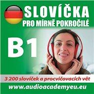 Němčina - slovíčka B1 - Audiokniha MP3