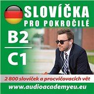 Němčina - slovíčka B2/C1 - Audiokniha MP3