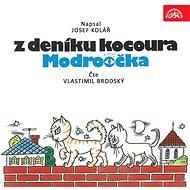 Z deníku kocoura Modroočka - Josef Kolář