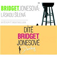Balíček audioknih o Bridget Jonesové za výhodnou cenu - Audiokniha MP3