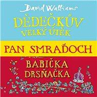 Balíček audioknih pro děti Davida Walliamsa za výhodnou cenu - Audiokniha MP3
