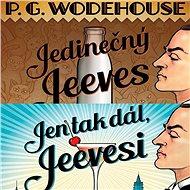 Humorná série audioknih Jeeves za výhodnou cenu