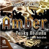Audiokniha MP3 Pušky Avalonu - Audiokniha MP3