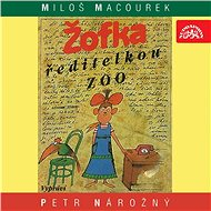 Žofka ředitelkou zoo - Audiokniha MP3