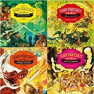 Balíček audioknih z fantasy série Úžasná Zeměplocha ze výhodnou cenu - Audiokniha MP3