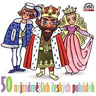 50 nejznámějších českých pohádek - Audiokniha MP3