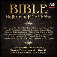 Bible - Nejkrásnější příběhy - Audiokniha MP3