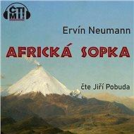 Africká sopka - Audiokniha MP3