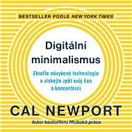 Digitální minimalismus - Audiokniha MP3