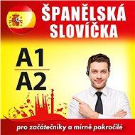 Španělská slovíčka A1, A2