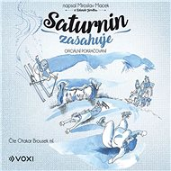 Saturnin zasahuje - Audiokniha MP3
