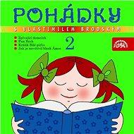 Pohádky s Vlastimilem Brodským 2. - Audiokniha MP3