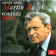 Národní umělec Martin Růžek - Portrét herce - Audiokniha MP3
