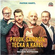 Prvok, Šampón, Tečka a Karel - Audiokniha MP3