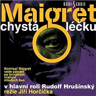 Audiokniha MP3 Maigret chystá léčku - Audiokniha MP3