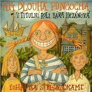 Pipi Dlouhá punčocha - Audiokniha MP3
