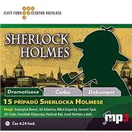 15 případů Sherlocka Holmese - Audiokniha MP3