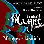 5x komisař Maigret podruhé - Audiokniha MP3