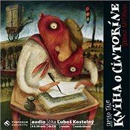 Kniha o cintoríne - Audiokniha MP3