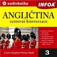 Angličtina - cestovní konverzace - Audiokniha MP3