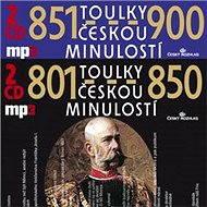 Toulky českou minulostí 801-900 - Audiokniha MP3