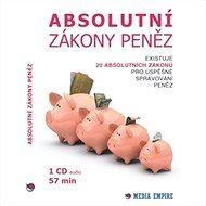 Absolutní zákony peněz - Audiokniha MP3