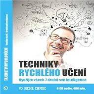 Techniky rychlého učení - Audiokniha MP3