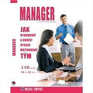 Manager - Audiokniha MP3
