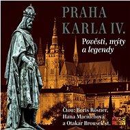 Královská Praha - Audiokniha MP3