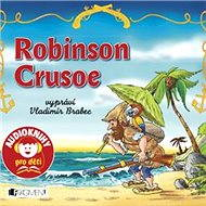 Audiokniha MP3 Robinson Crusoe