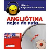 Angličtina nejen do auta - Audiokniha MP3