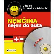Audiokniha MP3 Němčina nejen do auta - Audiokniha MP3