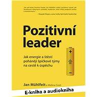 Balíček e-kniha a audiokniha Pozitivní leader za výhodnou cenu